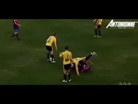 Đánh nhau kinh hoàng trong bóng đá