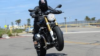 1. 2014 BMW R nineT First Ride - MotoUSA