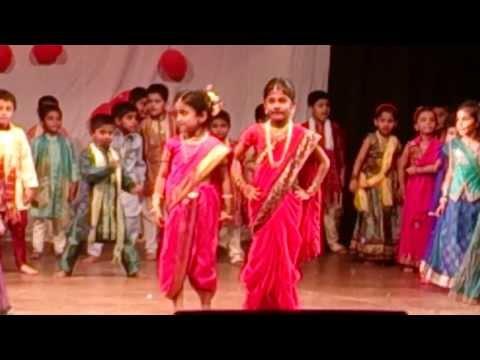 Video MARATHI DANCE PERFORMANCE BY MUSHTIFUND PRIMARY SCHOOL. 2013-14 download in MP3, 3GP, MP4, WEBM, AVI, FLV January 2017