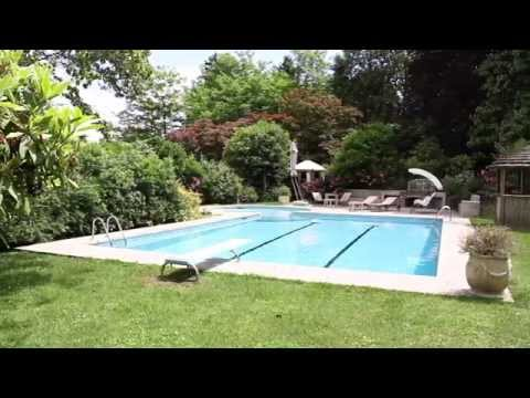 Meina, elegant villa with swimming pool and Spa with marvelous lake view