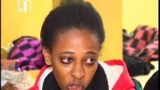 Jossy In Z House Show - Ethiopians Return From Saudi - Seg 1