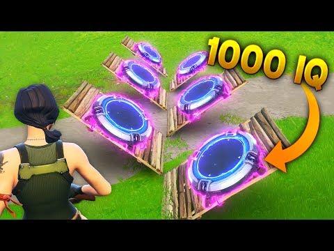 1000 IQ LAUNCH PAD..!!  Fortnite Funny and Best Moments Ep.89 (Fortnite Battle Royale)