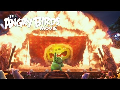 Angry Birds (TV Spot 'Summer Party')