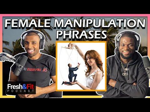 Top 10 Phrases Women Use To Manipulate Men - SHOCKING