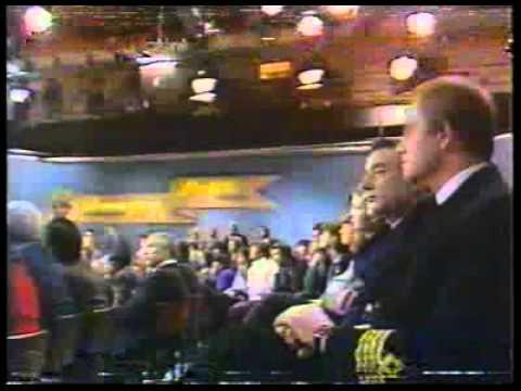 Телемост Ленинград - Сиэтл: Встреча в верхах рядовых граждан 1985