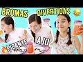 BROMAS DIVERTIDAS / PESADAS A MIS AMIGOS - Gibby :)