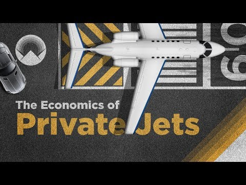The Economics Of Private Jets