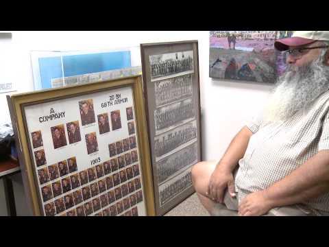 Calexico military memorabilia