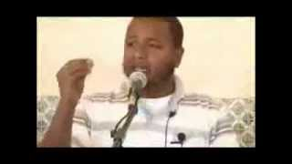 Awolia Compound. Ahmedin Jebel Speach