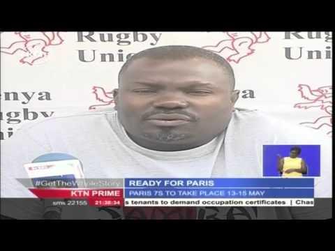 Kenya sevens team for Paris and London 7s named