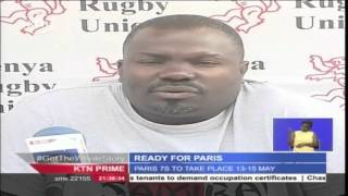 Kenya Sevens Team For Paris And London 7s Named