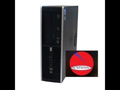 Pc Hp desktop Elite 8100   comprado em leilão  1ª parte