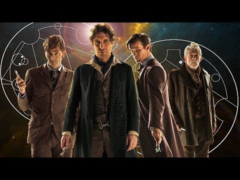 Space and Time - Doctor Who 50th Anniversary Tribute
