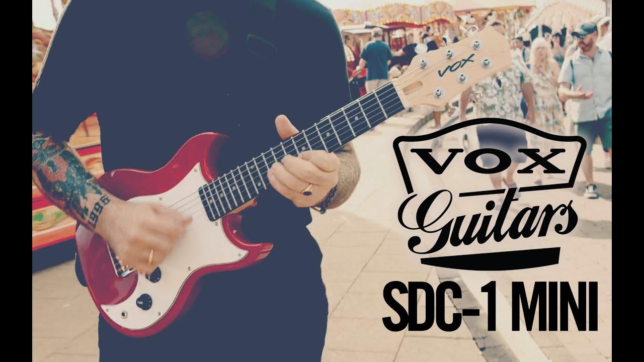 VOX SDC-1 mini ELECTRIC GUITAR – TAKE ME ANYWHERE