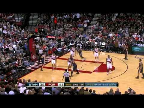 Utah Jazz 103 – Portland Trail Blazers 94