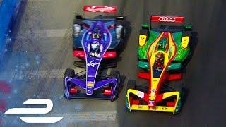 New York, New York: so good, they won it twice!Enjoy highlights from DS Virgin Racing's thrilling weekend, from rookie Alex Lynn's shock pole position to Sam Bird's double-barrelled racing masterclasses.Subscribe For More Formula E: https://goo.gl/med6hMRace Tickets:http://info.fiaformulae.com/Visit Our Site For More: http://www.fiaformulae.com/Like Us On Facebook: https://www.facebook.com/fiaformulaeFollow Us On Twitter: https://twitter.com/FIAformulaEFollow Us On Instagram: https://instagram.com/fiaformulae/Add Us On Snapchat: FIAFormulaE