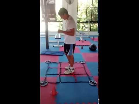 Handball entrenamiento funcional