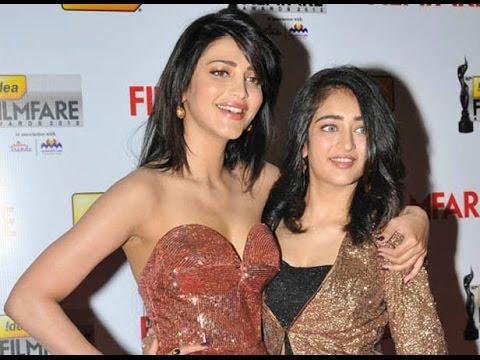 Shruti Haasan sings for younger sister Akshara in her debut film Shamitabh | Latest cinema news