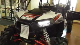 9. 2014 Polaris RZR XP 4 1000 EPS