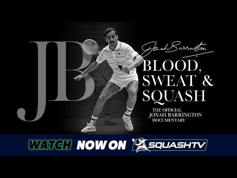 Jonah Barrington: Blood, Sweat and Squash - Trailer