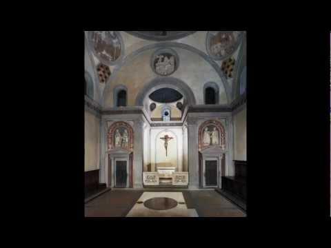 Brunelleschi Old Sacristy Brunelleschi  Old Sacristy