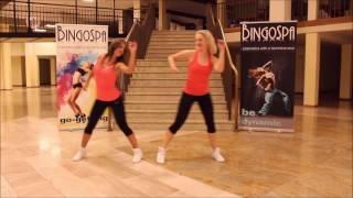 LA BICICLETA Carlos Vives & Shakira BINGOSPA Fitness in Hotel Ossa