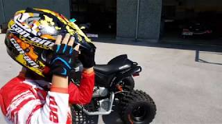 2. Can-Am Youth DS -X 90 & the youngest future super driver