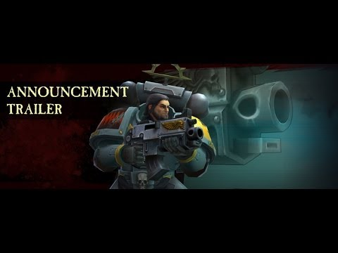 'Warhammer 40,000: Space Wolf' Gets a Brief Trailer, Coming Second Quarter of 2014