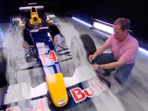 Formula 1 Aerodynamics with Martin Brundle