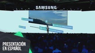 image of Samsung PROMETE Inteligencia de las cosas para 2020 | CES 2018