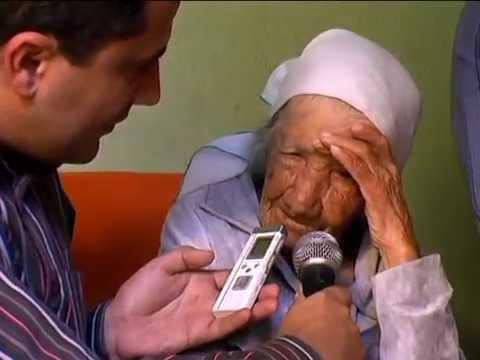 Mulher de 114 anos, a  mais idosa do Mundo   Dona Francisca Rosa de Luisburgo MG
