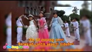 Download Lagu Putri Impian - 3C (Three - C) - The Song For Kids Official Mp3