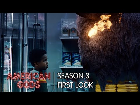 American Gods Season 3 Trailer | Coming 2021