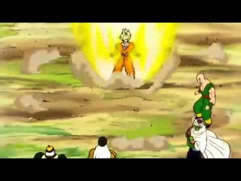 epic transformation - I edited a bit so i don't own this video the credit goes to Toei Animation Production Ltd. And i must mention that most of the credit goes to 1996dragonballz.