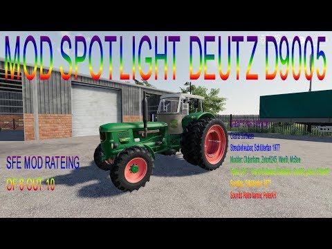 Deutz 9005 v1.0.0.0