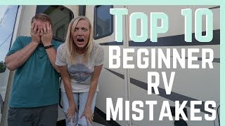 Download Video Top 10 Beginner RV Mistakes (And How To AVOID Them!) || RV Living MP3 3GP MP4