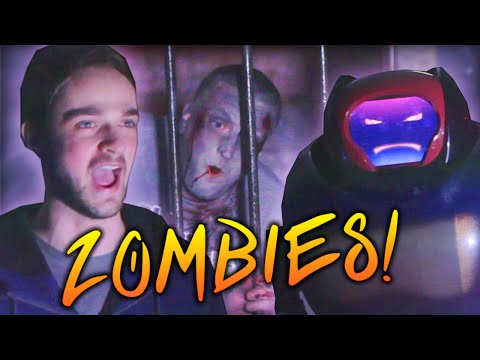 REAL LIFE ZOMBIES GAMING!