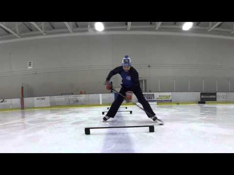 4D Hockey Training- Stick Handling Drills