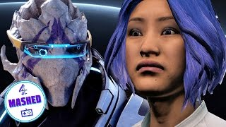 Mass Effect Andromeda was roasted alive at launch (we've all seen the GIFS). But is it really that bad? Jim wants you to shut up and find out. Written and Voiced By Jim TrincaEdited by Laura RankinProduced by Tom JenkinsMore Mashed:Don't forget to subscribe and share with your friends! http://www.youtube.com/subscription_c...Mashed end theme by: Liam TateHear all of our tracks here - http://youtu.be/PZdy8dhVgv4Stay in touch with Mashed!Facebook: http://facebook.com/thisismashedTwitter: http://twitter.com/mashedReddit: http://www.reddit.com/r/mashed/ Email: mashed@theconnectedset.comThanks for watching!