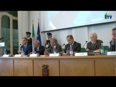 Varese, 14 giugno 2011 -Finmeccanica...