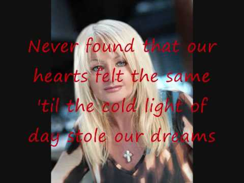 Say Goodbye (Song) by Bonnie Tyler
