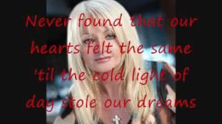 Bonnie Tyler Say goodbye