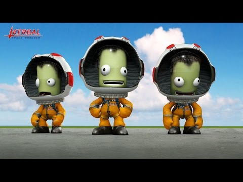 Прохождение Kerbal Space Program v.24 - Часть 2