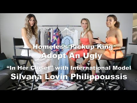 "V&S Episode: ""In Her Closet"" with International Model Silvana Lovin Philippoussis"