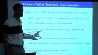 Topic 3: Efficiency Cost Of Taxation Part 3 | Economics 2450A: Public Economics