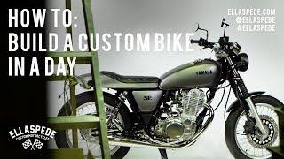 8. How To: Build a custom bike in a day