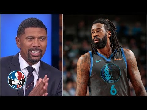 Video: Jalen Rose calls out DeAndre Jordan's nonexistent defense in 'Class of 81' | NBA Countdown