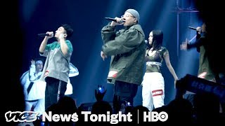 "China's Hip-Hop Answer To ""American Idol"" Is Huge — Even Though Rap Was Banned In China (HBO)"