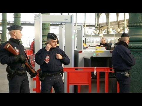 Γαλλία: Νέα μέτρα ασφαλείας στις μετακινήσεις με τρένο
