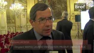 Les Trophées de l'Innovation Bref Rhône-Alpes - Lyon 2012